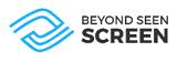 Beyond Seen Screen logo