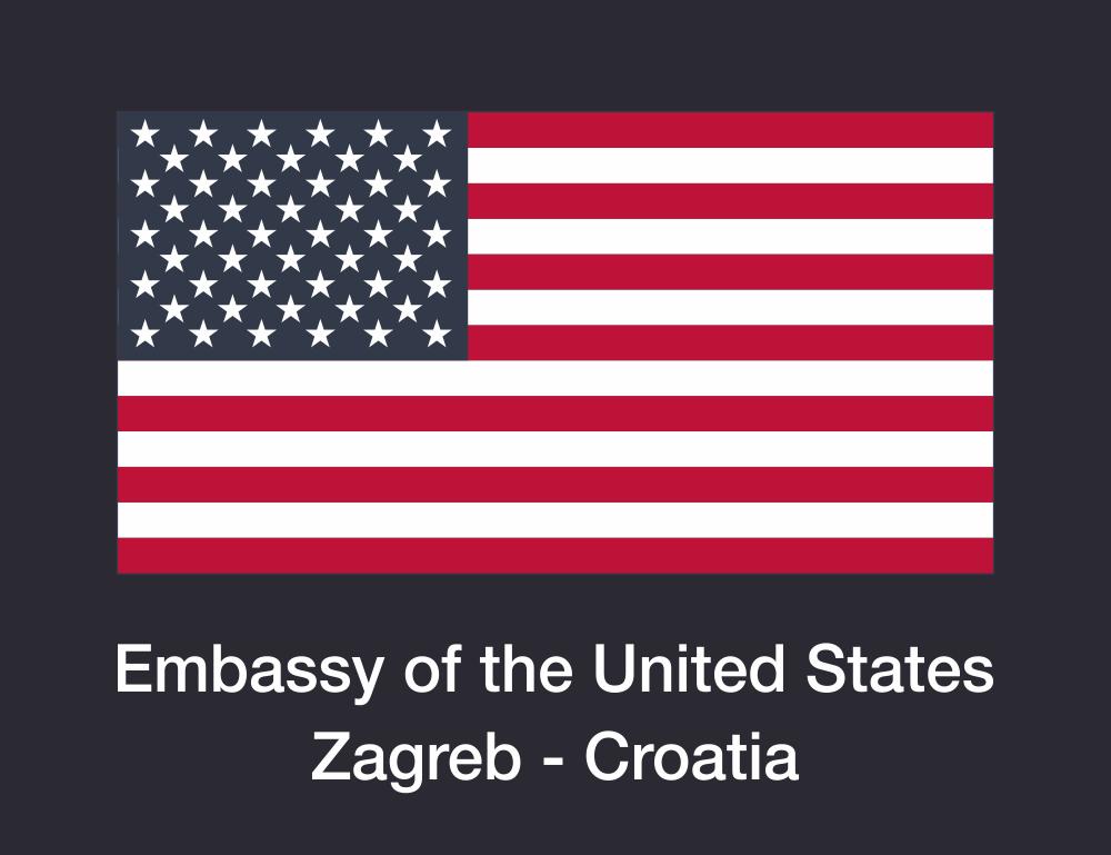 US Embassy Zagreb
